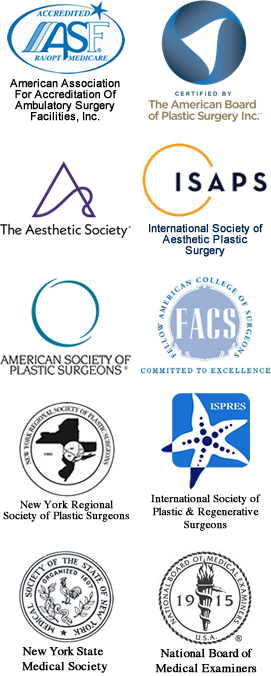 gynecomastia surgeon credentials